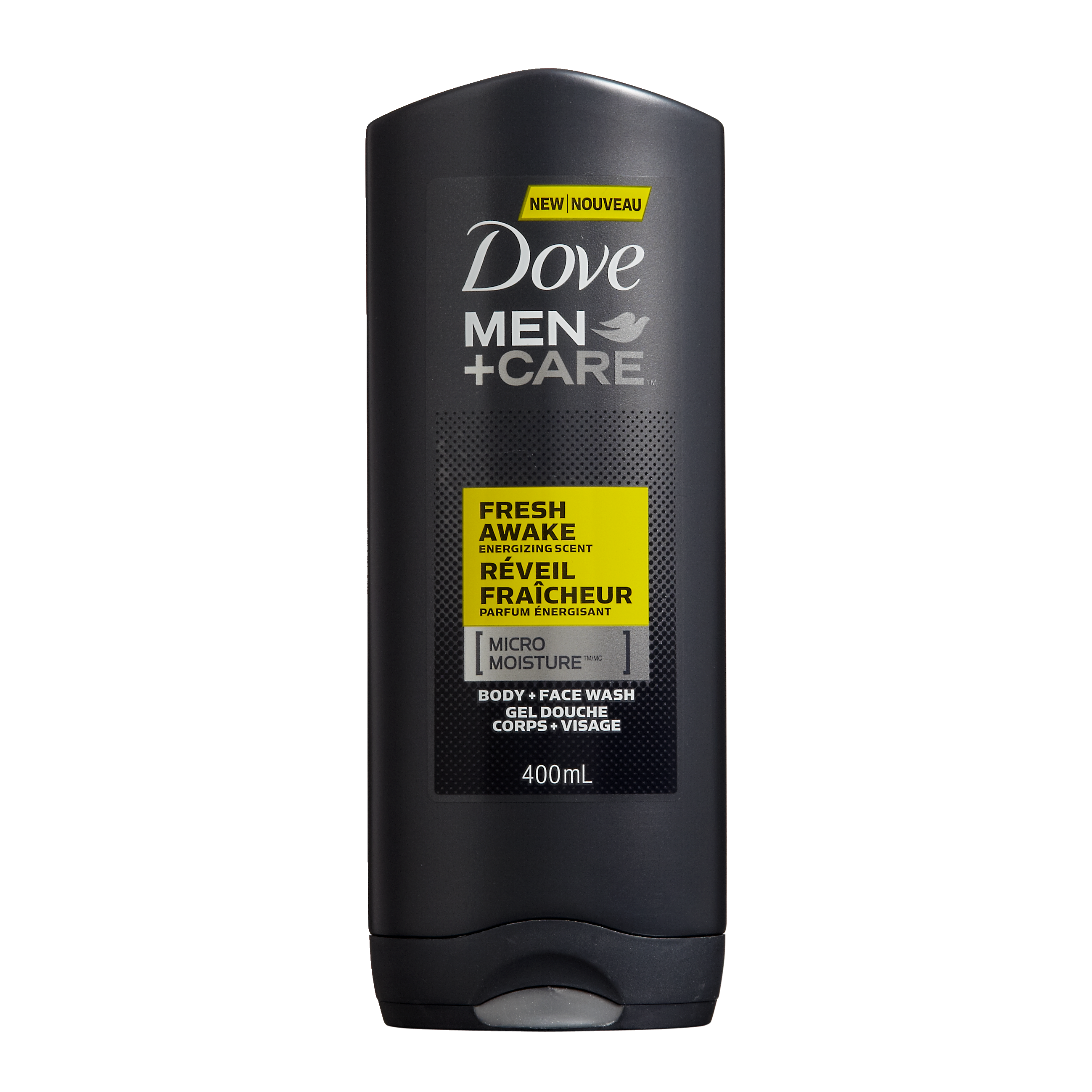 Dove Men + Care Energizing Scent Body and Face Wash Fresh Awake 400 mL