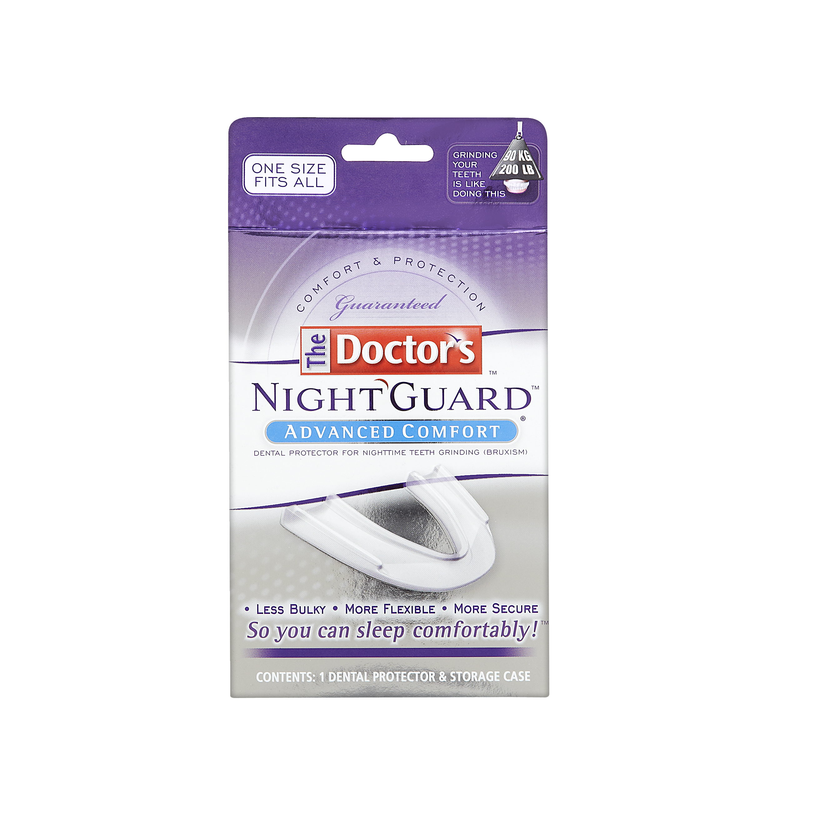 the Doctor's Night Guard Advanced Comfort